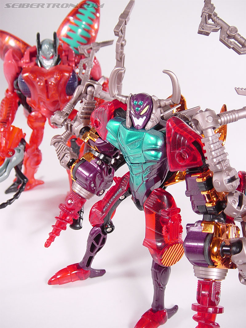 Transformers Beast Wars Metals Scavenger (Inferno) (Image #22 of 107)