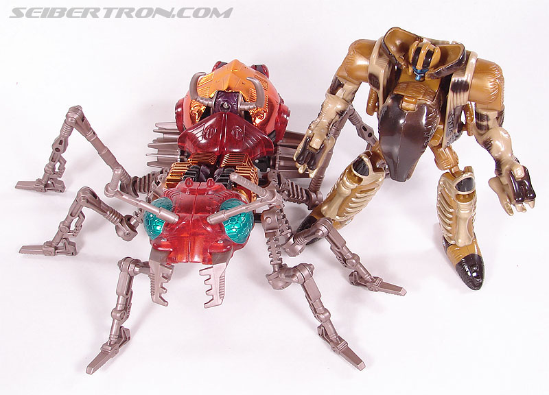 Transformers Beast Wars Metals Scavenger (Inferno) (Image #42 of 107)