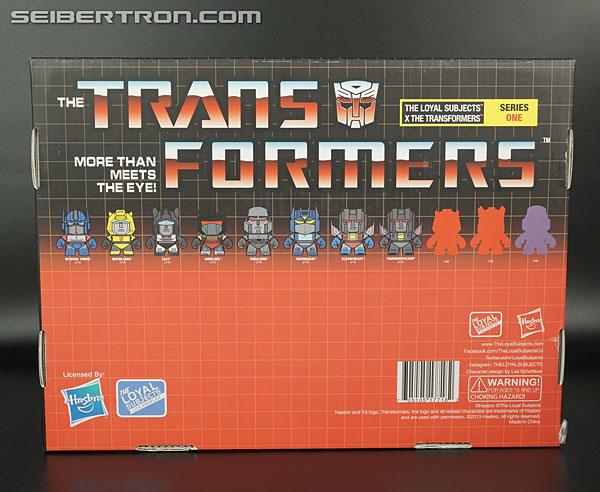 Transformers News: New Galleries: The Loyal Subjects T