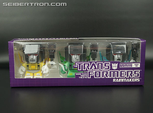 Transformers Loyal Subjects Rainmaker (Green) (Acid Storm) (Image #1 of 40)