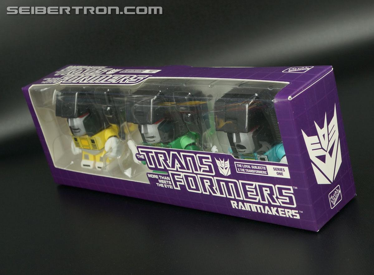 Transformers Loyal Subjects Rainmaker (Green) (Acid Storm) (Image #10 of 40)