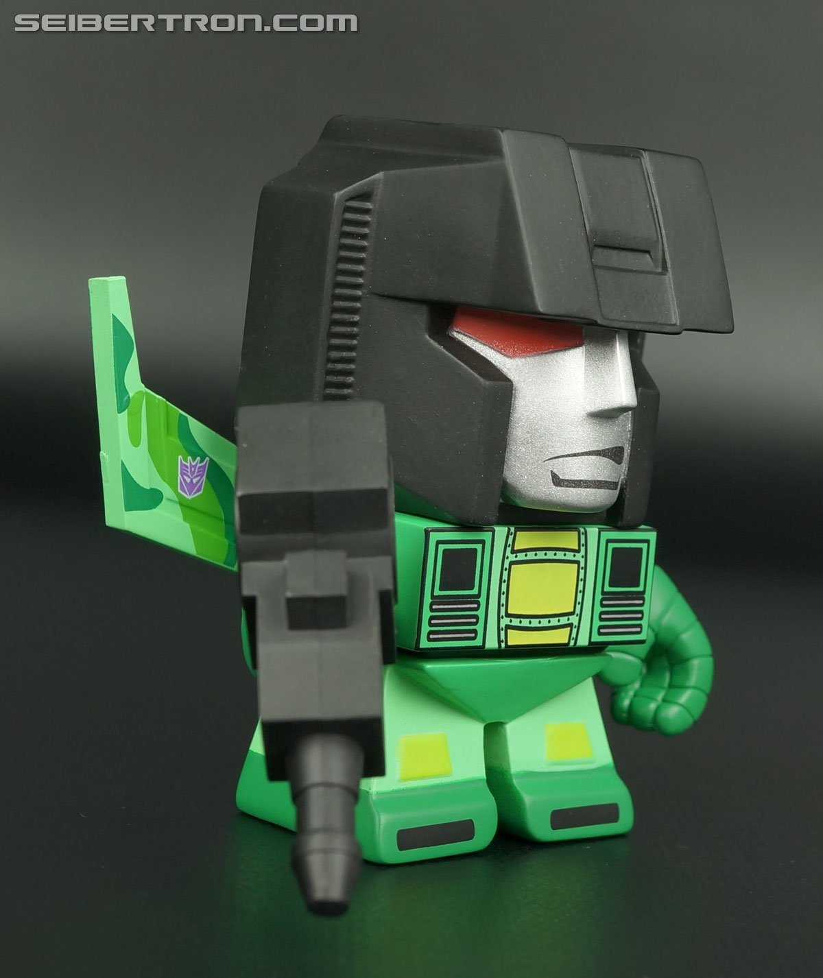 Transformers Loyal Subjects Rainmaker (Green) (Acid Storm) (Image #17 of 40)