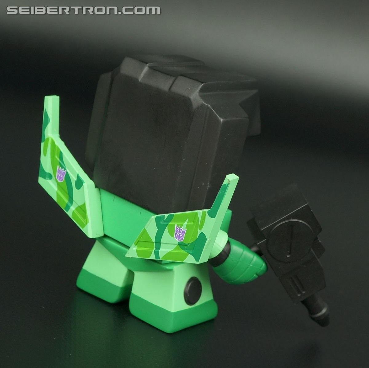 Transformers Loyal Subjects Rainmaker (Green) (Acid Storm) (Image #19 of 40)