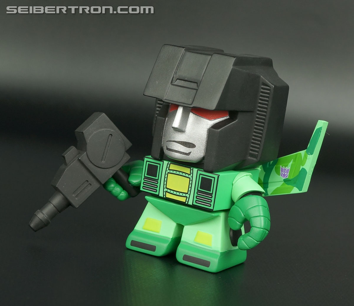 Transformers Loyal Subjects Rainmaker (Green) (Acid Storm) (Image #24 of 40)