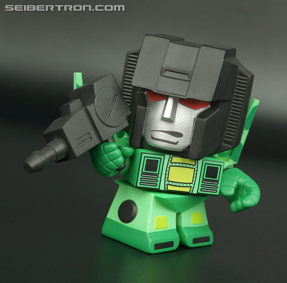 Transformers Loyal Subjects Rainmaker (Green) (Acid Storm) (Image #28 of 40)