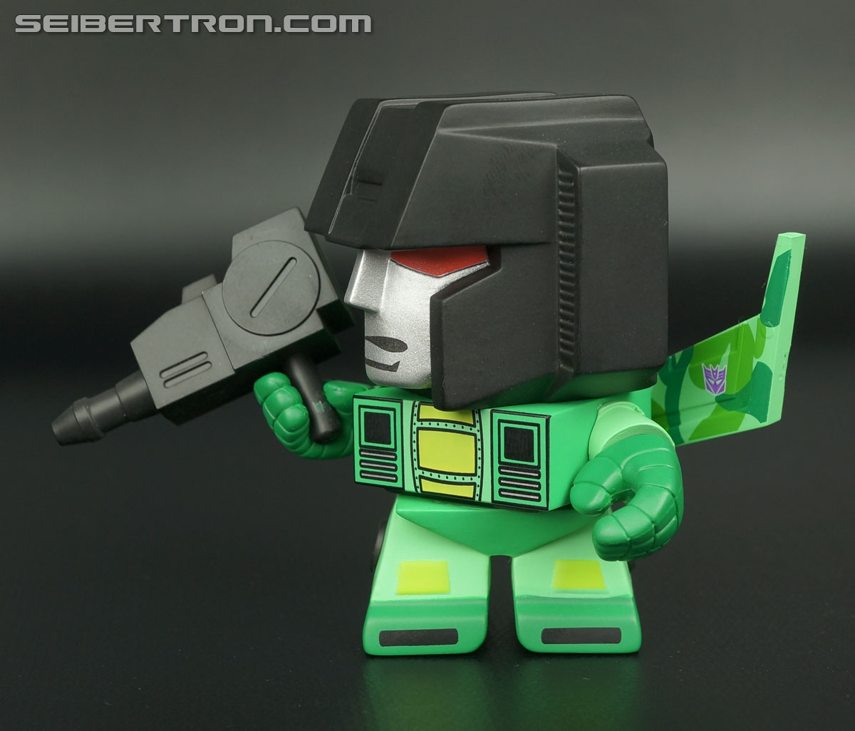 Transformers Loyal Subjects Rainmaker (Green) (Acid Storm) (Image #30 of 40)