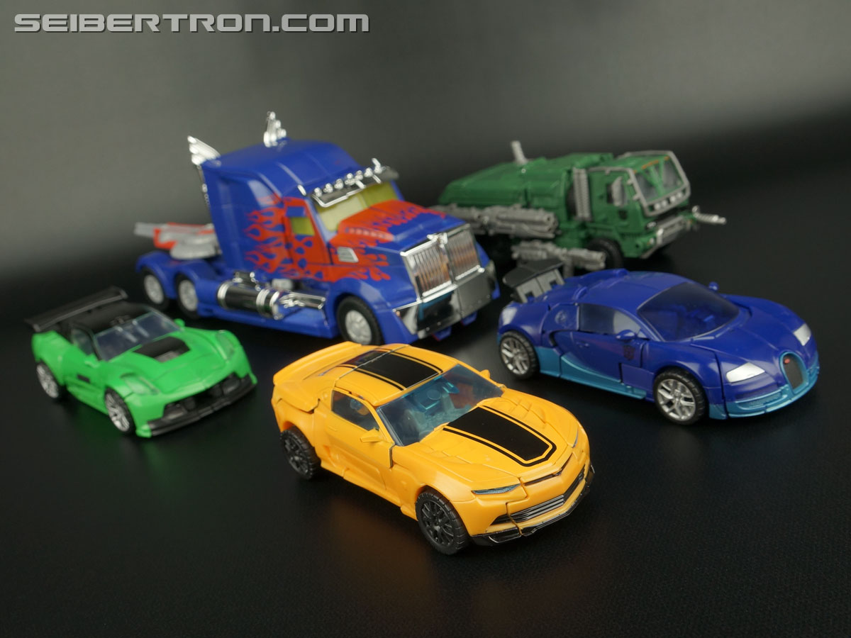 Transformers Age of Extinction: Generations Bumblebee (Image #53 of 190)