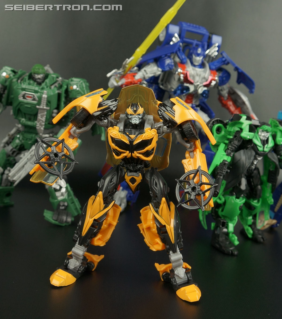 Transformers Age of Extinction: Generations Bumblebee (Image #168 of 190)