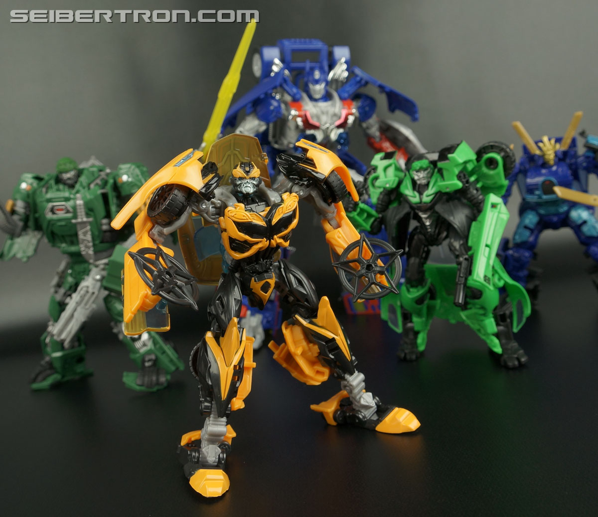 Transformers Age of Extinction: Generations Bumblebee (Image #174 of 190)