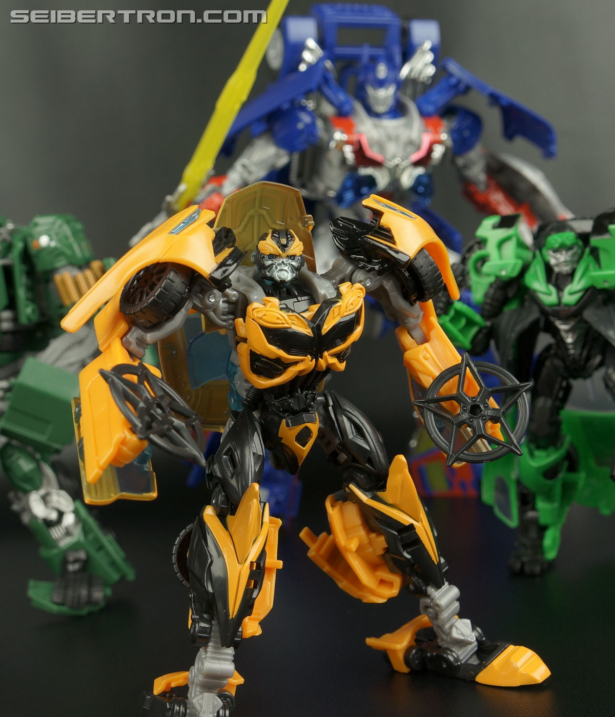 Transformers Age of Extinction: Generations Bumblebee (Image #176 of 190)