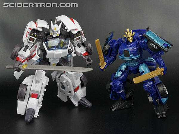 Transformers News: New Galleries: Age of Extinction Generations Leader Optimus Prime and Deluxe Drift