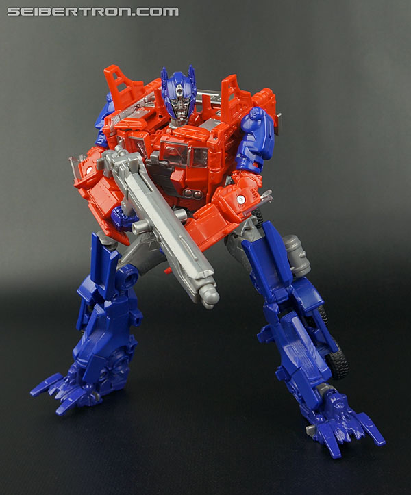 Transformers Age of Extinction Evasion Mode Optimus Prime Gallery