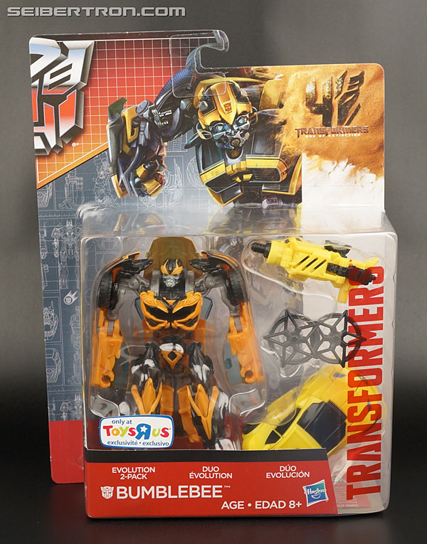 Transformers Age of Extinction: Generations Bumblebee (Image #1 of 190)
