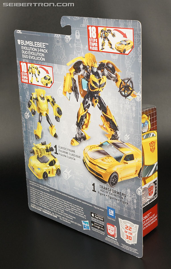 Transformers Age of Extinction: Generations Bumblebee (Image #7 of 190)