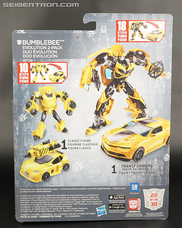 Transformers Age of Extinction: Generations Bumblebee (Image #8 of 190)