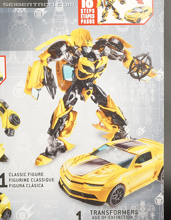 Transformers Age of Extinction: Generations Bumblebee (Image #10 of 190)