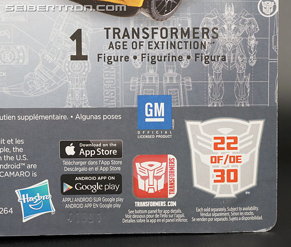 Transformers Age of Extinction: Generations Bumblebee (Image #11 of 190)