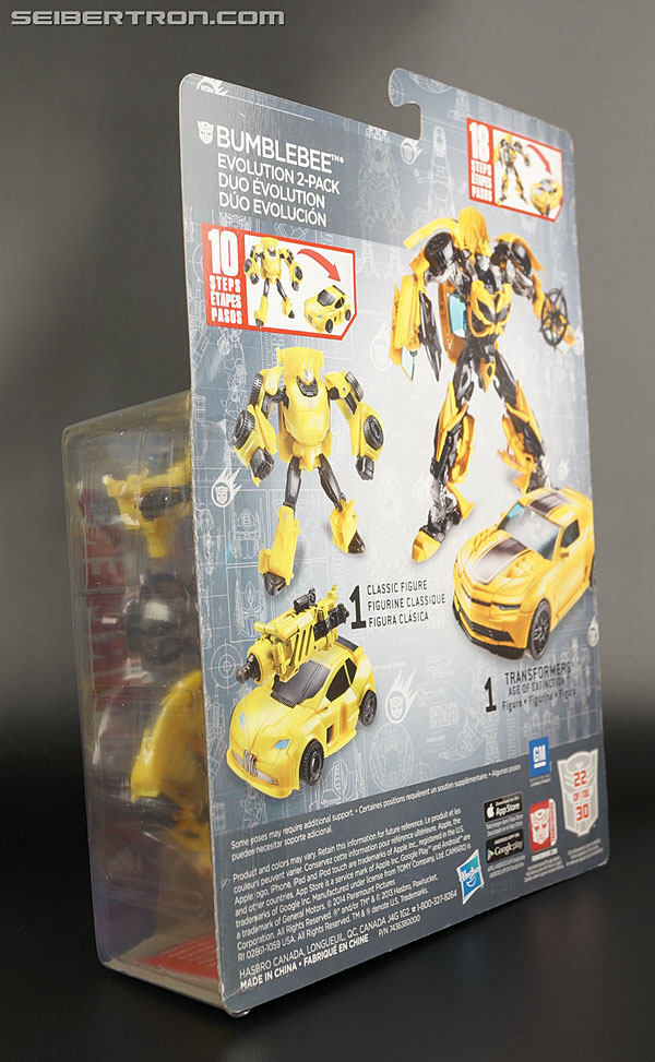 Transformers Age of Extinction: Generations Bumblebee (Image #12 of 190)