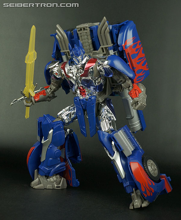 Transformers News: New Gallery: Transformers: Age of Extinction First Edition Optimus Prime