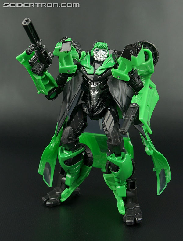 Transformers News: New Gallery: Age of Extinction Generations Deluxe Crosshairs