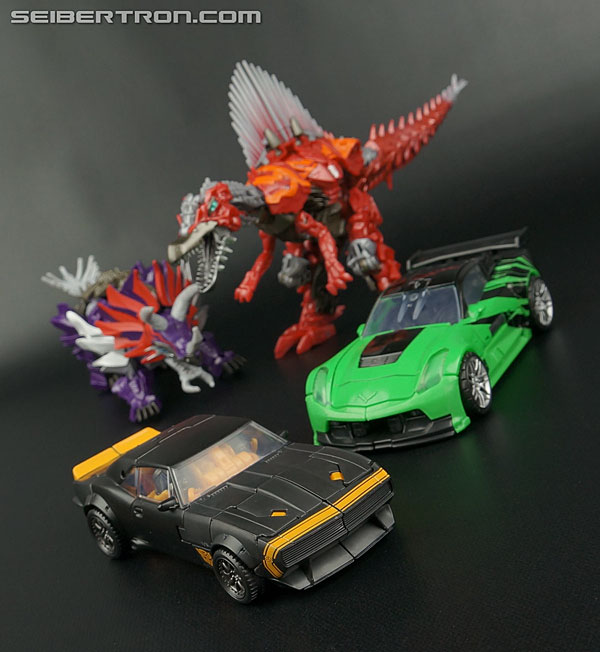Transformers News: New Gallery: Age of Extinction Generations Deluxe High Octane Bumblebee