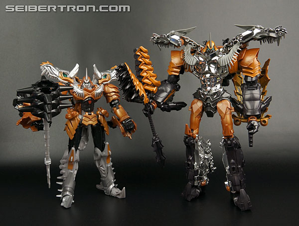 Transformers Age Of Extinction Leader Grimlock NEW