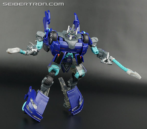 Transformers News: New Galleries: Takara Tomy Movie Advanced AD14 Jolt and Autobot Alliance AA14 Terradive