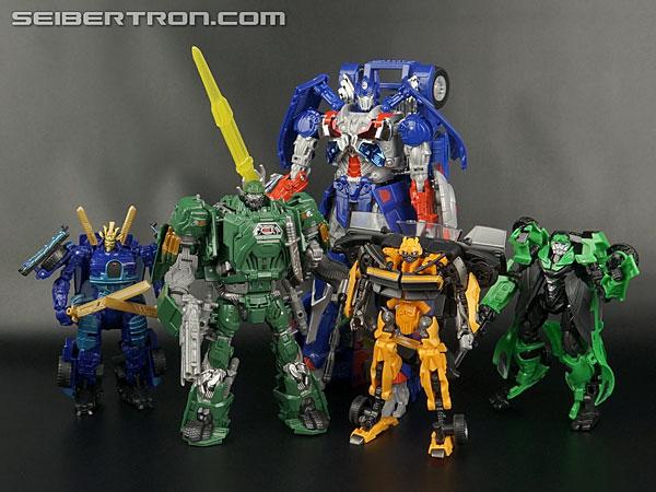New Galleries: Transformers Age of Extinction Voyagers ... Freightliner Argosy Galvatron