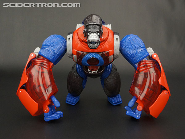 Transformers News: Steal of a Deal: Platinum Edition Year of the Monkey Optimus Primal for $50.21 at Amazon.com