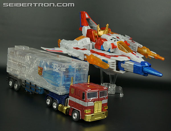 Transformers News: New Galleries: Transformers Platinum Edition Optimus Prime