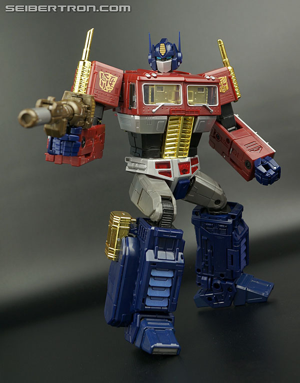Transformers Platinum Edition Year of the Horse Optimus Prime (Image #111 of 231)