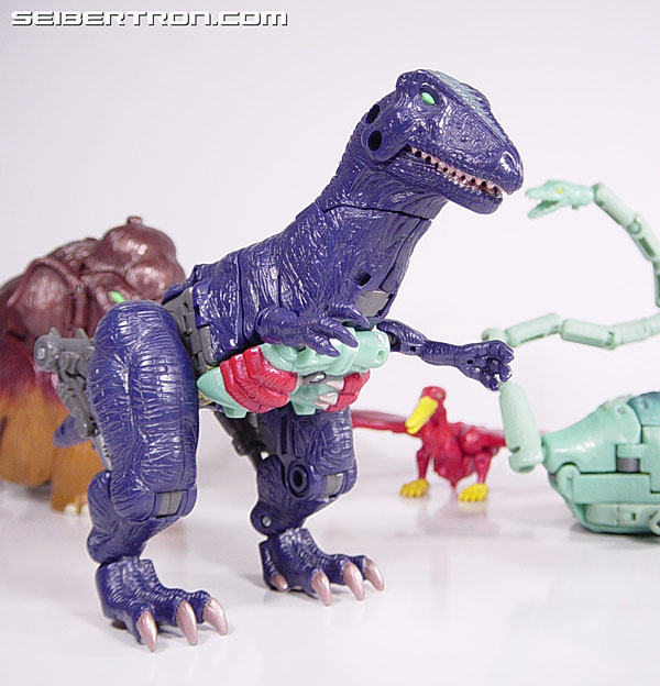 Transformers Beast Wars Neo Landsaur (Image #1 of 19)