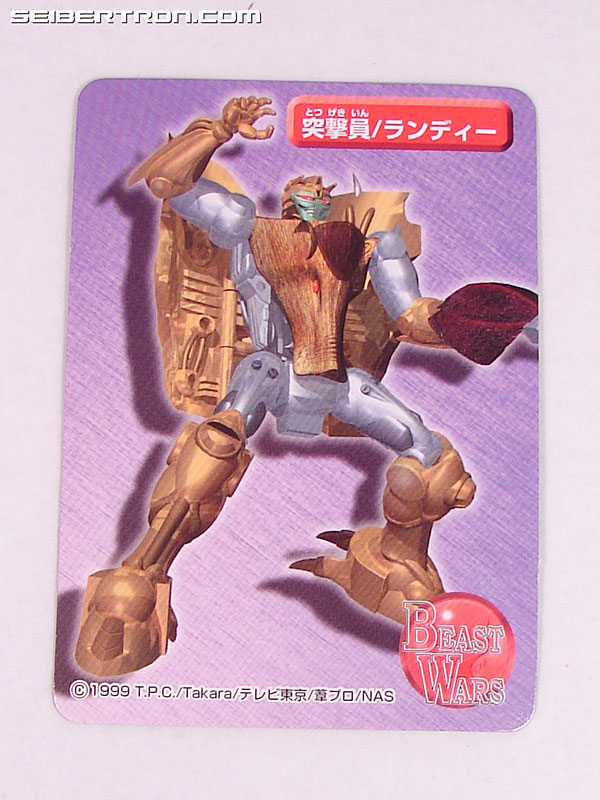Transformers Beast Wars Neo Randy (Image #29 of 69)