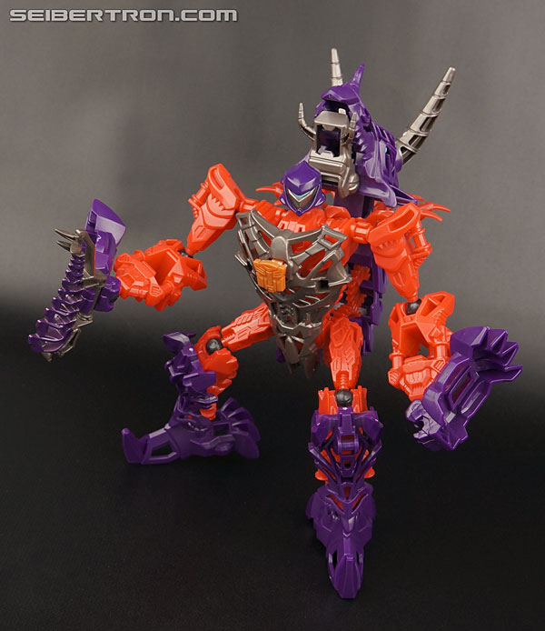 Transformers News: New Galleries - Transformers: Age of Extinction Construct-Bots Grimlock, Strafe and Slug