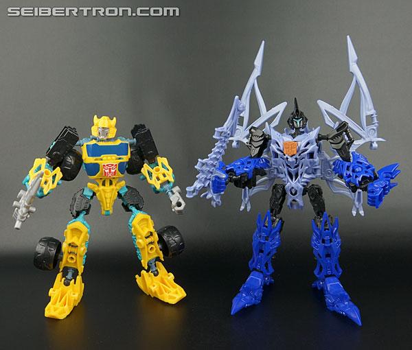 Transformers News: New Galleries - Transformers: Age of Extinction Construct-Bots Grimlock, Strafe and Slug