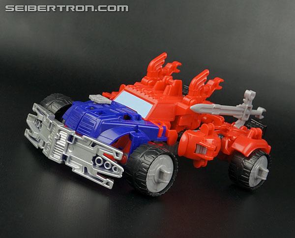 transformers construct bots optimus prime instructions