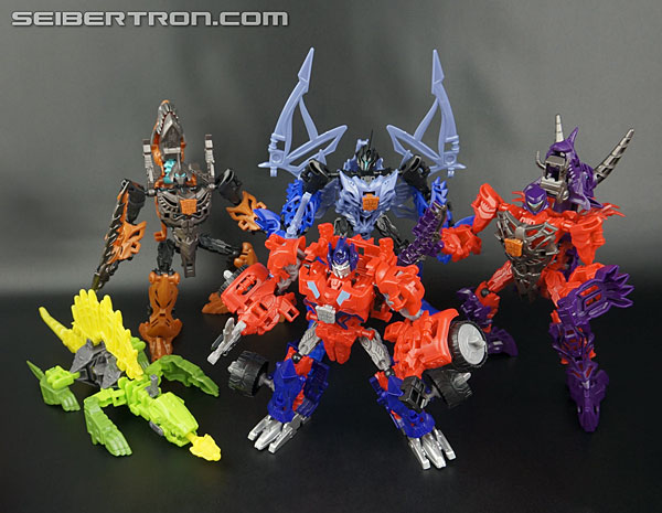 "Transformers News: Twincast / Podcast Episode #92 ""Extinction Season"""