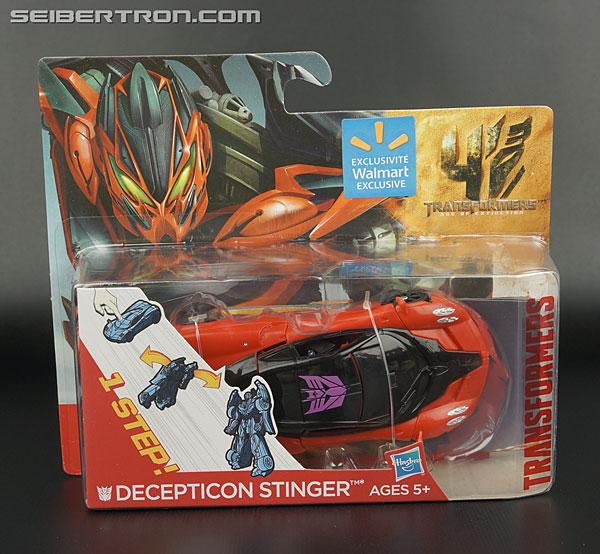 Transformers News: New Galleries: Age of Extinction Movie Advanced AD32 Stinger, Lost Age LA12 Stinger, & One-Step Stin