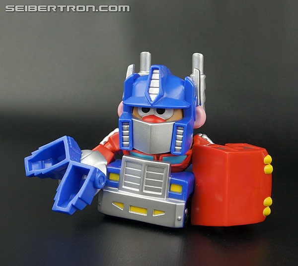 Transformers News: New Galleries: Mr. Potato Head Optimus Prime, Starscream, Optimash Prime and Bumble Spud