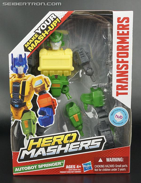 Transformers News: New Galleries: Hero Mashers Transformers Megatron, Optimus Prime, Starscream, Drift and more!