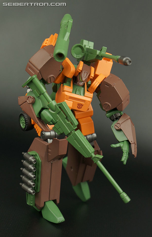 Transformers News: New Galleries: EM Gokin EM-04 Roadbuster and ES Gokin ES-14 Roadbuster