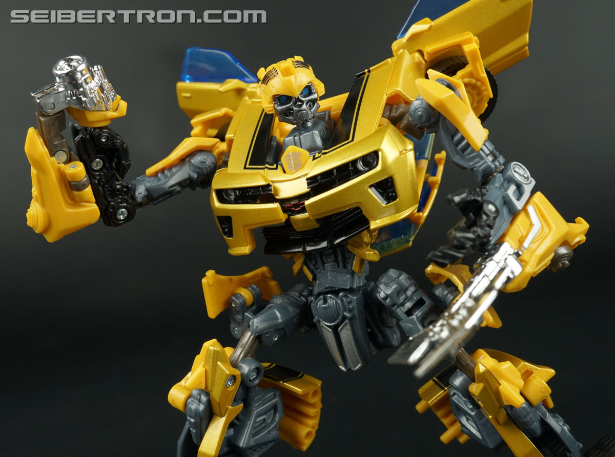 Transformers Takara Tomy: Movie Advanced Battle Blade Bumblebee (Image #80 of 111)