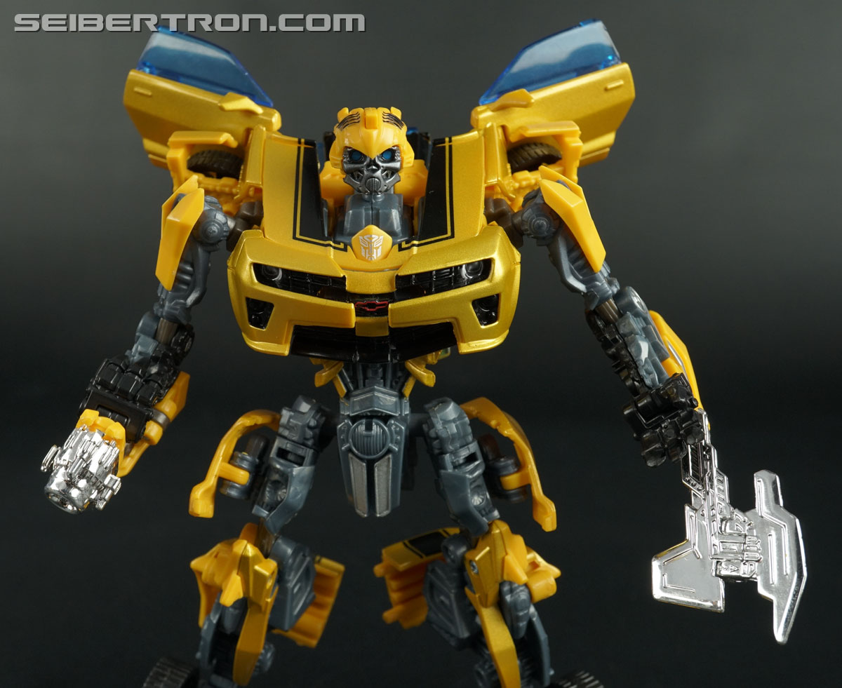 Transformers Takara Tomy: Movie Advanced Battle Blade Bumblebee (Image #84 of 111)