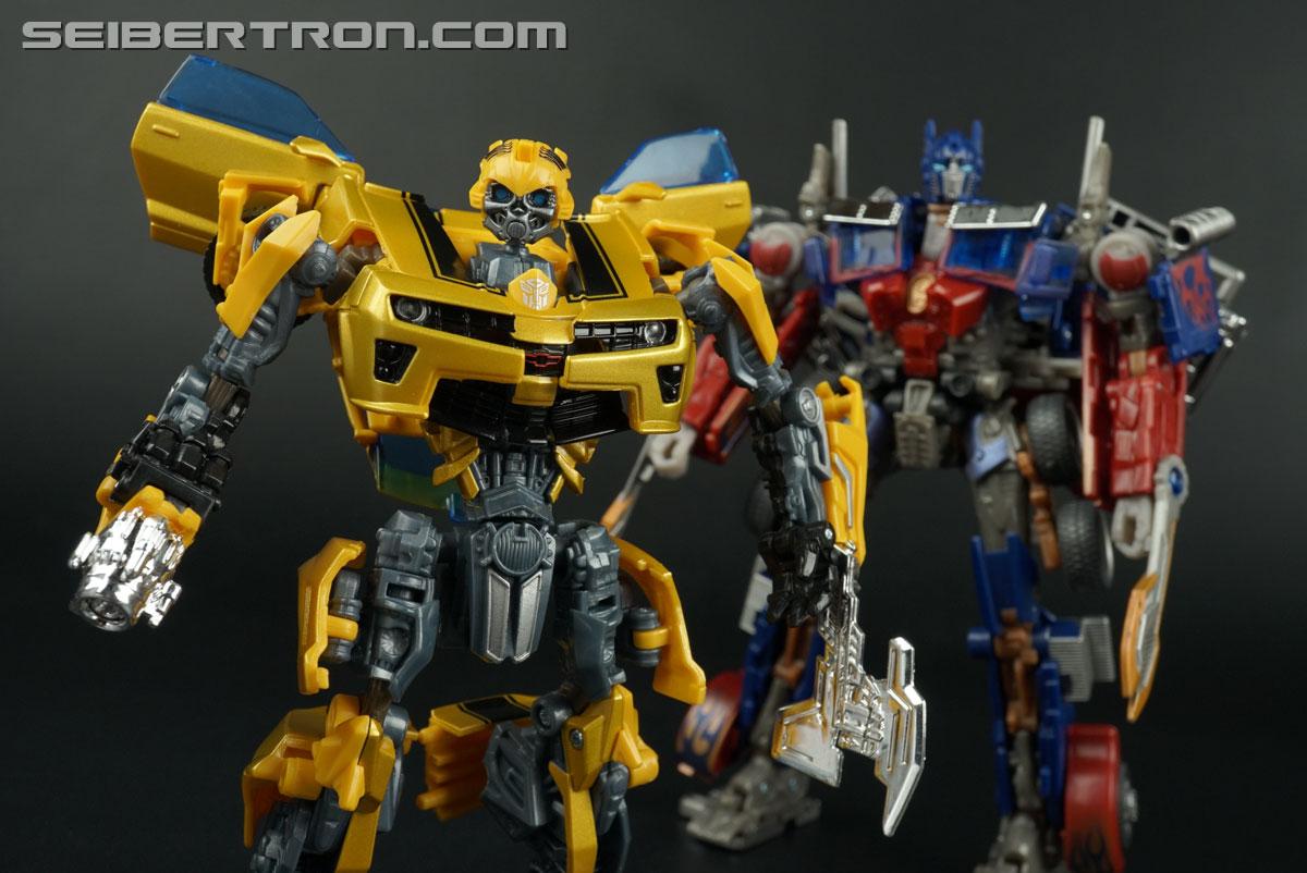 Transformers Takara Tomy: Movie Advanced Battle Blade Bumblebee (Image #105 of 111)