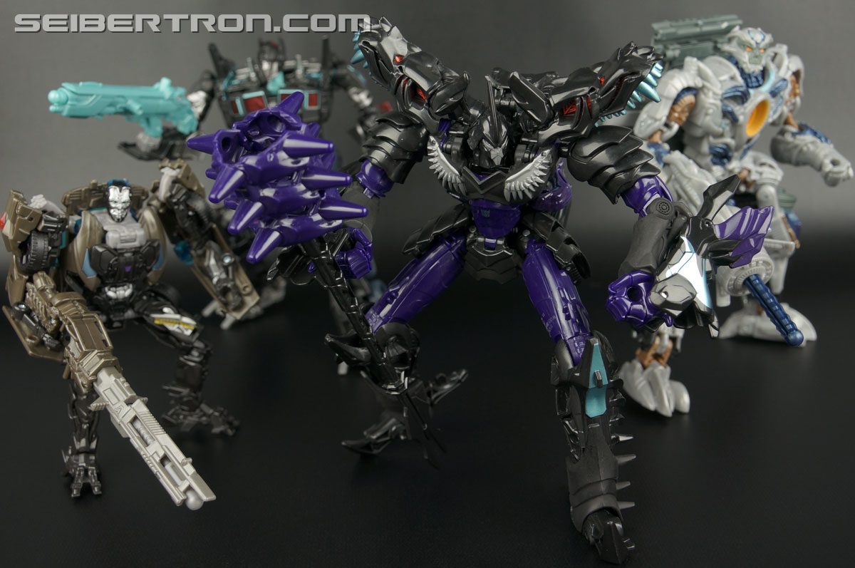 TAKARA TOMY TRANSFORMERS AOE EXPO EXCLUSIVE NEMESIS GRIMLOCK MOVIE ADVANCED TOY