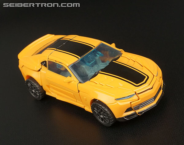 Transformers News: New Galleries: Lost Age Movie Advanced AD27 Bumblebee and AD04 High Octane Bumblebee