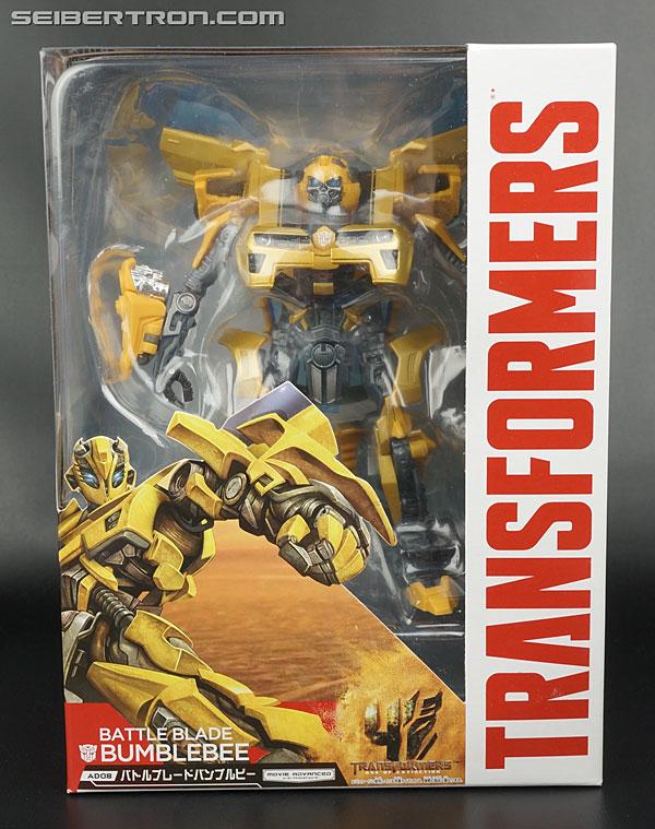 Transformers Takara Tomy: Movie Advanced Battle Blade Bumblebee (Image #1 of 111)