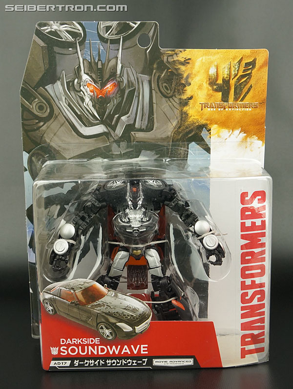 Transformers News: New Galleries: Movie Advanced AEON Exclusive Wheeljack and AD17 Darkside Soundwave