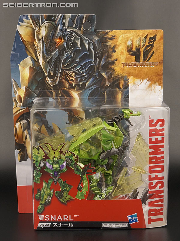 Transformers Takara Tomy: Movie Advanced Snarl (Image #1 of 154)