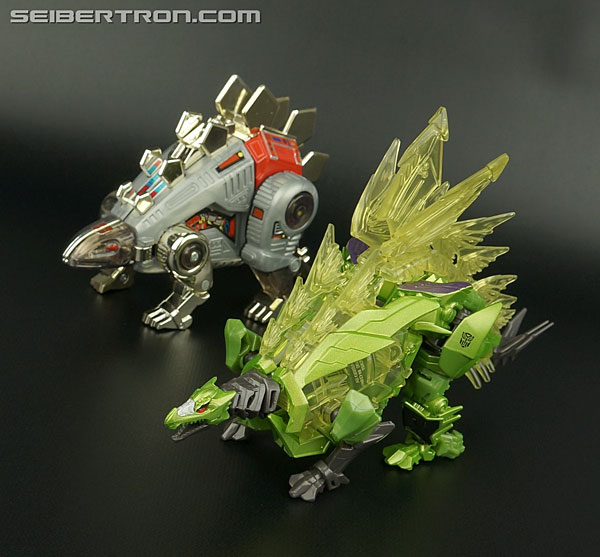 Transformers News: New Galleries: AOE Generations Hot Shot, Snarl, and Movie Advanced AD28 Snarl